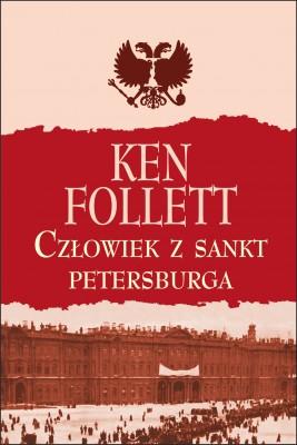 okładka Człowiek z St. Petersburga, Ebook | Ken Follett