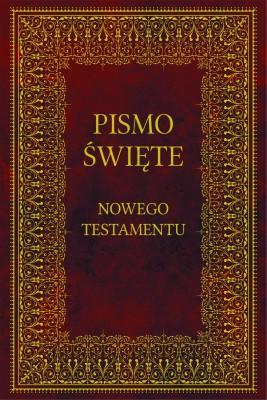 okładka Biblia. Pismo Święte Nowego Testamentu, Ebook | autor zbiorowy