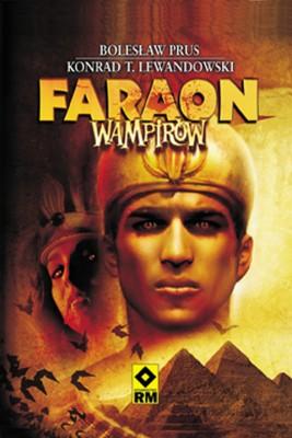okładka Faraon wampirów, Ebook | Konrad T. Lewandowski