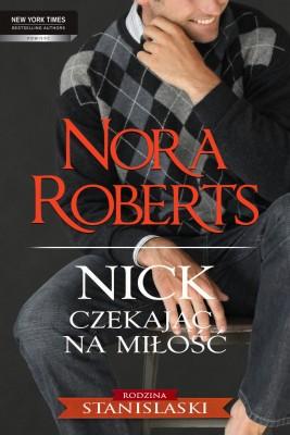okładka Nick Czekając na miłość, Ebook | Nora Roberts