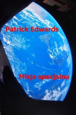 okładka Misja specjalna, Ebook | Patrick Edwards
