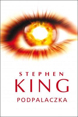 okładka Podpalaczka, Ebook   Stephen King