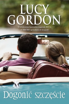 okładka Dogonić szczęście, Ebook   Lucy Gordon