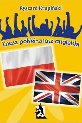 okładka Znasz polski – znasz angielski. 1500 łatwych słów angielskich, Ebook | Ryszard Krupiński