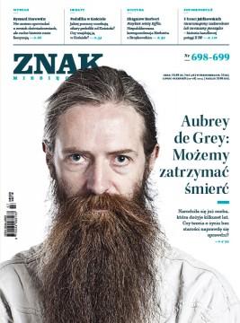 okładka ZNAK Miesięcznik nr 698-699 (7-8/2013), Ebook | autor zbiorowy