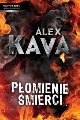 okładka Płomienie śmierci, Ebook   Alex Kava
