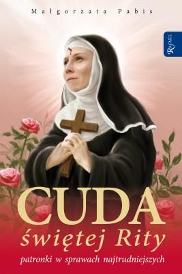 okładka Cuda św. Rity, Ebook | Małgorzata Pabis