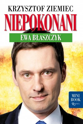 okładka Niepokonani. Ewa Błaszczyk. Minibook, Ebook | Krzysztof Ziemiec