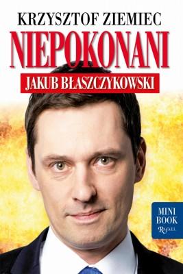 okładka Niepokonani. Kuba Błaszczykowski. Minibook, Ebook | Krzysztof Ziemiec