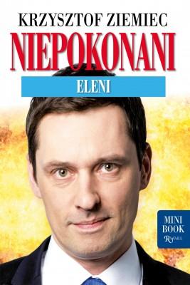 okładka Niepokonani. Eleni. Minibook, Ebook | Krzysztof Ziemiec