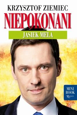 okładka Niepokonani. Jasiek Mela. Minibook, Ebook | Krzysztof Ziemiec