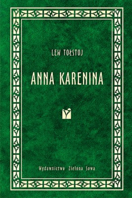 okładka Anna Karenina, Ebook | Lew Tołstoj