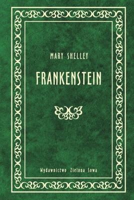 okładka Frankenstein, Ebook | Mary Shelly