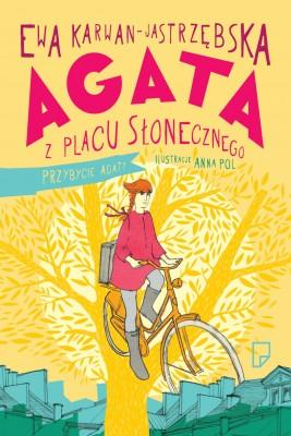 okładka Agata z Placu Słonecznego, Ebook | Ewa Karwan-Jastrzębska