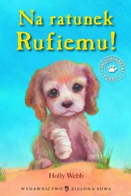 okładka Na ratunek Rufiemu, Ebook | Holly Webb
