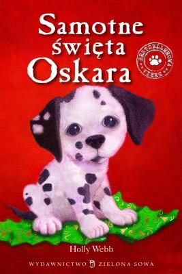okładka Samotne święta Oskara, Ebook   Holly Webb