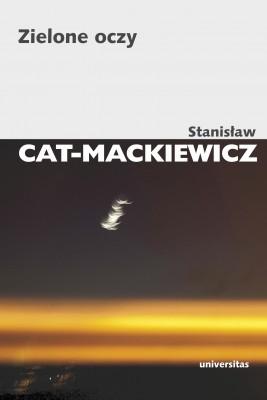 okładka Zielone oczy, Ebook | Stanisław Cat-Mackiewicz