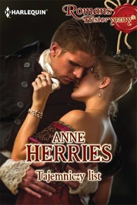 okładka Tajemniczy list, Ebook | Anne Herries