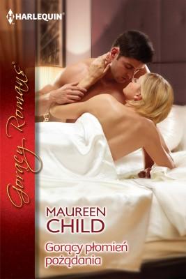 okładka Gorący płomień pożądania, Ebook | Maureen Child