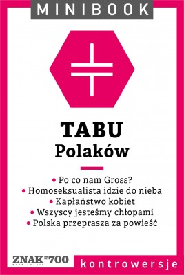 okładka Tabu [Polaków]. Minibook, Ebook   autor zbiorowy