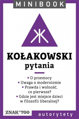 okładka Kołakowski [pytania]. Minibook, Ebook | Leszek Kołakowski