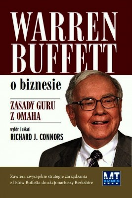 okładka Warren Buffet o biznesie, Ebook | Richard J. Connors