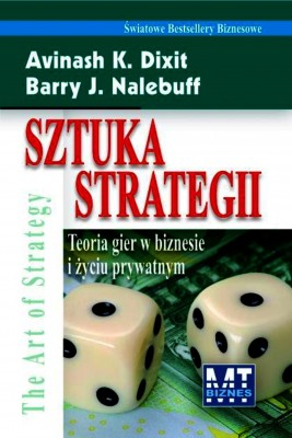 okładka Sztuka strategii, Ebook | Barry J. Nalebuff, Avinash K. Dixit