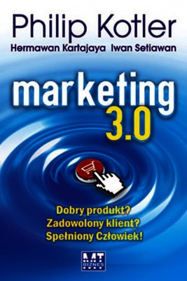 okładka Marketing 3.0, Ebook | Philip Kotler, Hermawan Kartajaya, Iwan Setiawan
