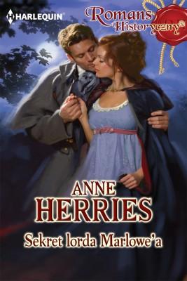 okładka Sekret lorda Marlowe'a, Ebook | Anne Herries