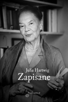 okładka Zapisane, Ebook   Julia Hartwig