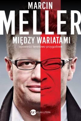 okładka Między wariatami, Ebook | Marcin Meller