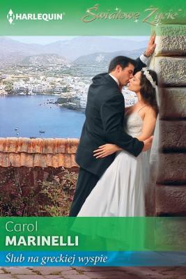okładka Ślub na greckiej wyspie, Ebook | Carol Marinelli