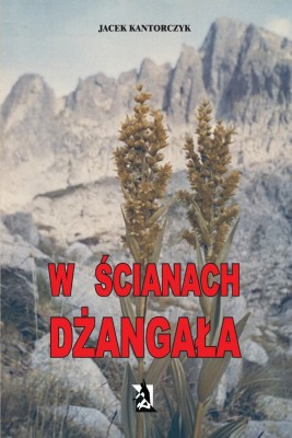 okładka W ścianach Dżangała, Ebook   Jacek Kantorczyk