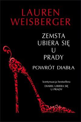 okładka Zemsta ubiera się u Prady, Ebook | Lauren Weisberger