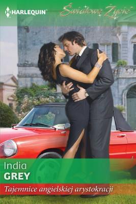 okładka Tajemnice angielskiej arystokracji, Ebook | India Grey