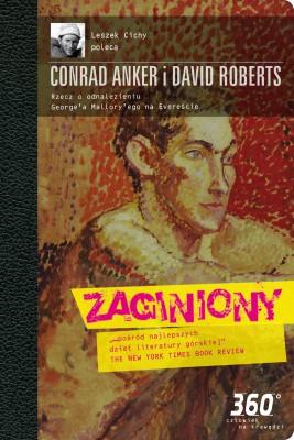 okładka Zaginiony, Ebook | Conrad  Anker, David Roberts