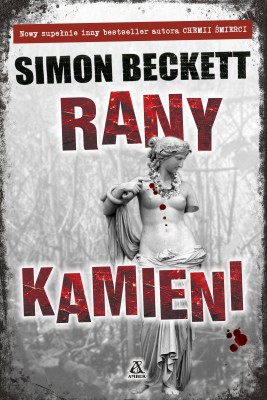 okładka Rany kamieni, Ebook | Simon Beckett