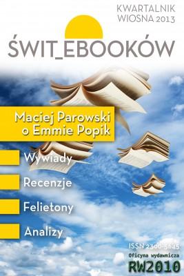 okładka Świt ebooków nr 1, Ebook | Praca Zbiorowa