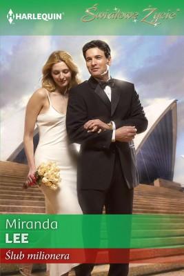 okładka Ślub milionera, Ebook | Miranda Lee