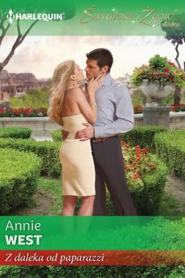 okładka Z daleka od paparazzi, Ebook | Annie West