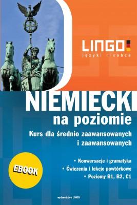 okładka Niemiecki  na poziomie, Ebook   Tomasz Sielecki