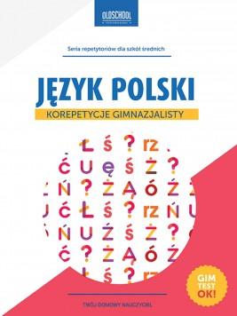okładka Język polski. Korepetycje gimnazjalisty, Ebook | Małgorzata Białek