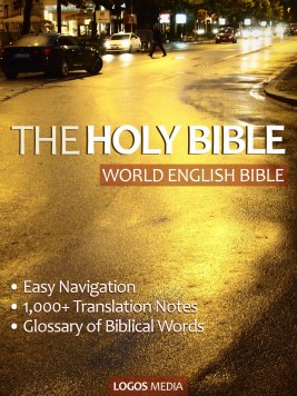 okładka The Holy Bible (Biblia w języku angielskim), Ebook | World English Bible (WEB)