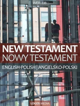 okładka Nowy Testament. angielsko-polski, Ebook | WEB EIB