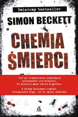 okładka Chemia smierci, Ebook | Simon Beckett