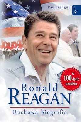 okładka Ronald Reagan. Duchowa biografia, Ebook | Paul Kengor