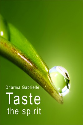 okładka Taste the spirit, Ebook | Dharma Gabrielle