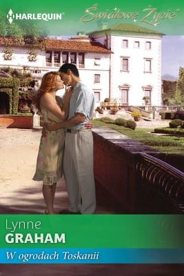 okładka W ogrodach Toskanii, Ebook | Lynne Graham