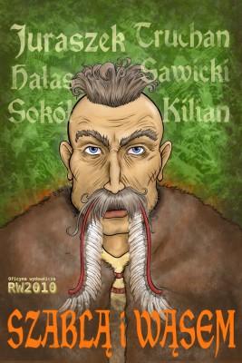 okładka Szablą i wąsem., Ebook | Opracowanie zbiorowe