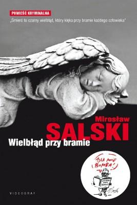 okładka Wielbłąd przy bramie, Ebook | Mirosław Salski